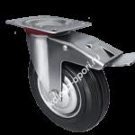 Промышленные колёса с тормозом