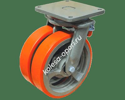 грузоподъемные колеса 5 тонн