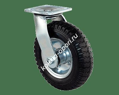 пневматические колеса поворотные