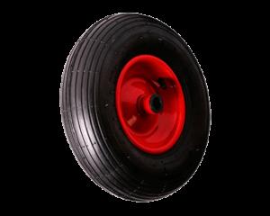 литые резиновые колеса