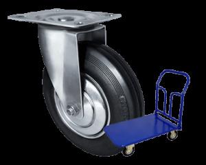 колеса для тележек