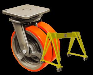 грузоподъемные колеса