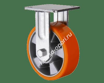 колесо большегрузное полиуретановое неповоротное
